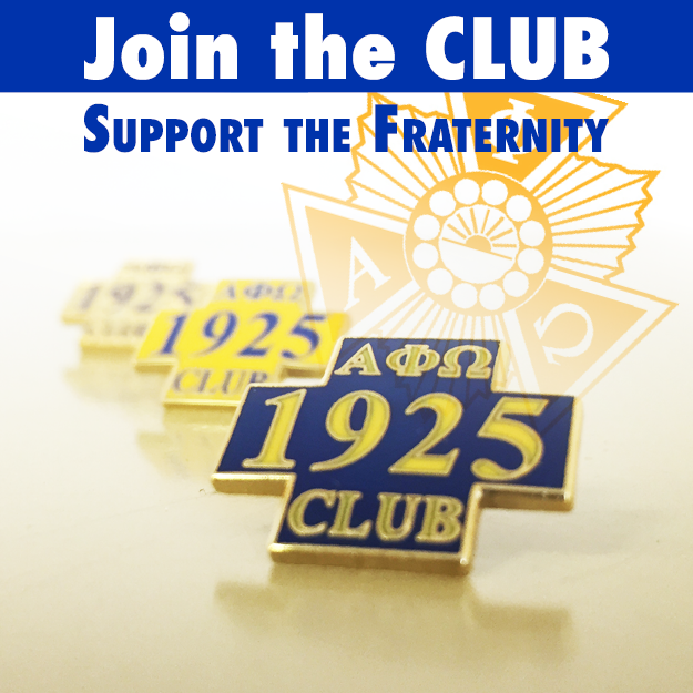 1925 Club Alpha Phi Omega
