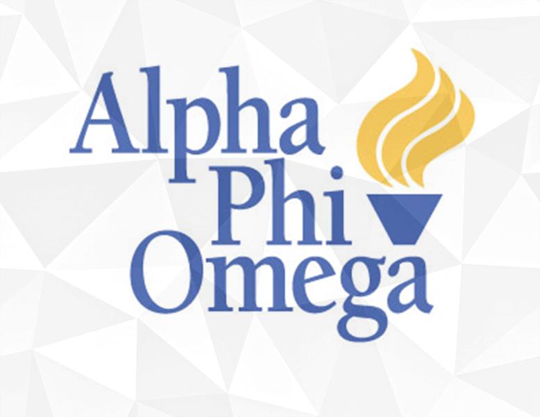 Serve Registration New Alpha Phi Omega