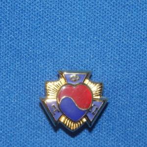 Sweet heart pin