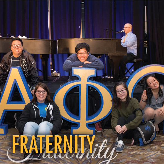 What is a fraternity?
