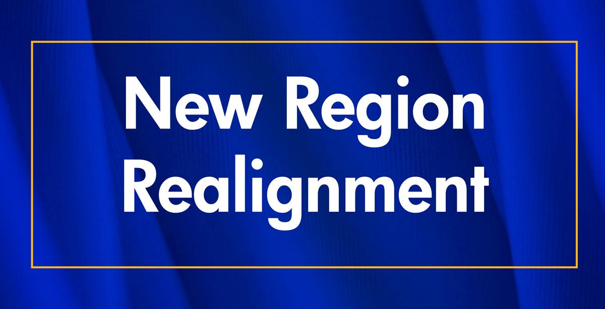 New Region Realignment - Alpha Phi Omega