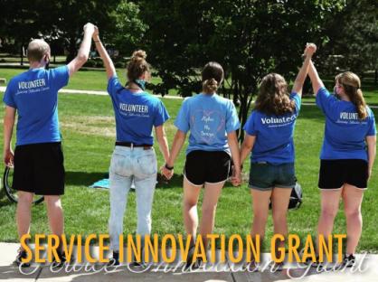 Service Innovation Grant