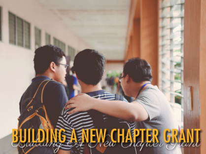 Building A New Chapter Grant link image