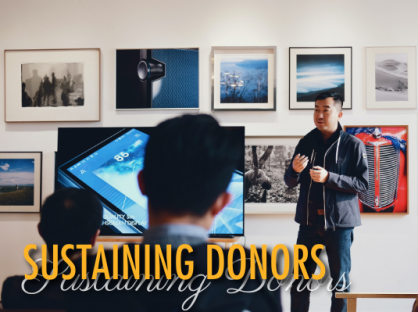 Sustaining Donors