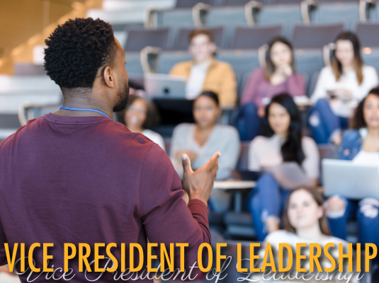 Click image to view vice president of leadership resources